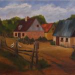 Maison de Marie Françoise, 36x24